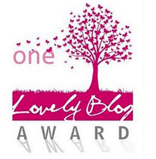 Premio One Lovely Blog