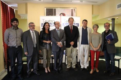 """Fundación Vodafone España, Aptent y la Asociación Psiquiatría y Vida presentan la tercera temporada de """"Teatro Accesible"""""""