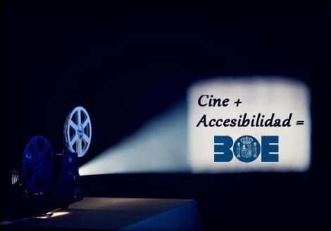 Como excusa una ayuda al cine