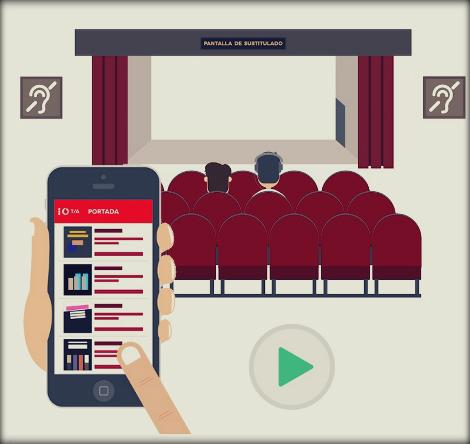 Vídeo aplicación Teatro Accesible