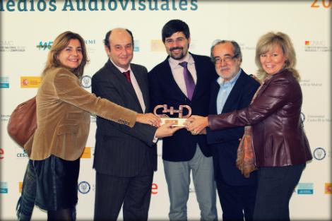 Photocall Entrega Premio CERMI