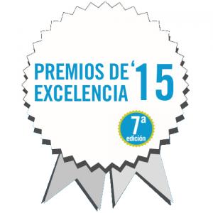 Premios de excelencia 2015