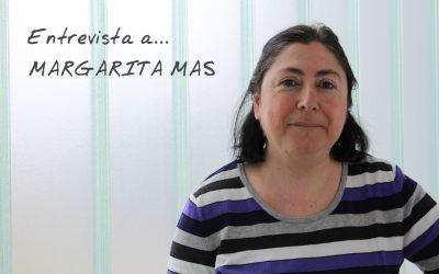 Margarita Mas, ejemplo de inclusión sociolaboral