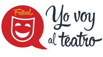 logo del festival yovoyalteatro