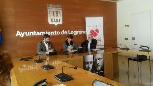 Rueda de prensa Logroño