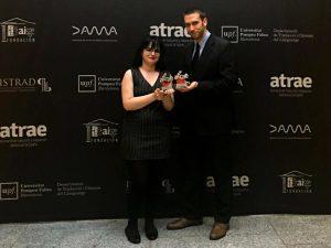 Photocall premios atrae
