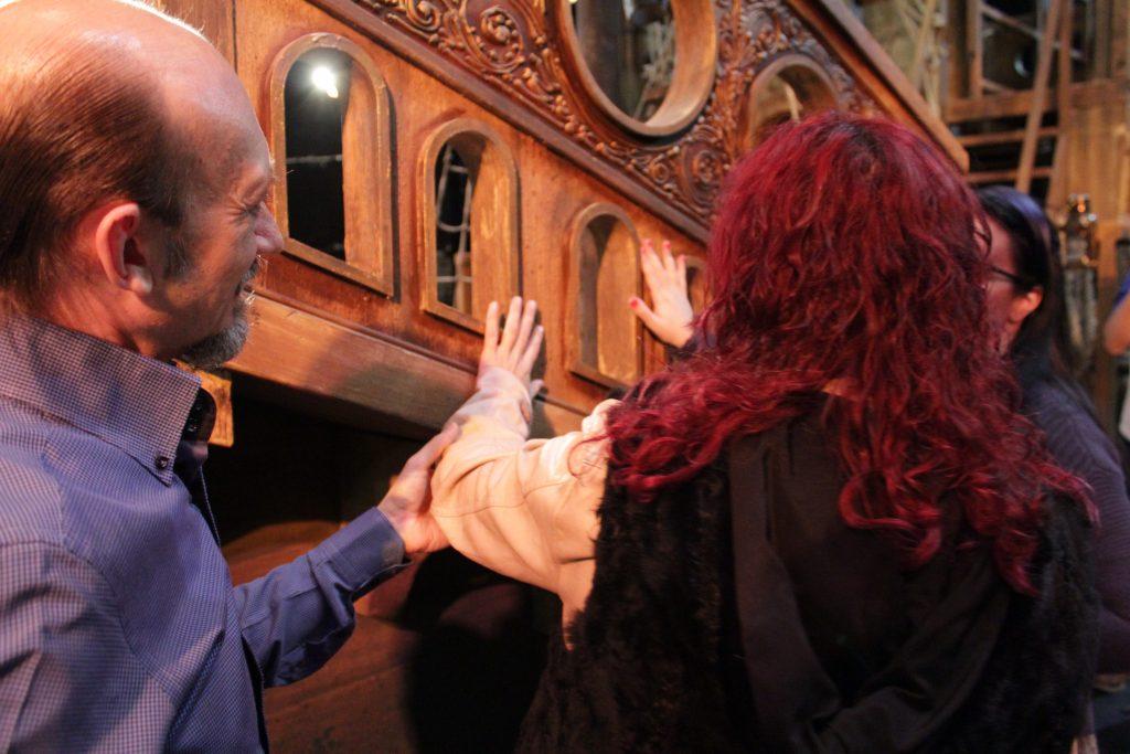 Touch tour Galanteos en Venecia