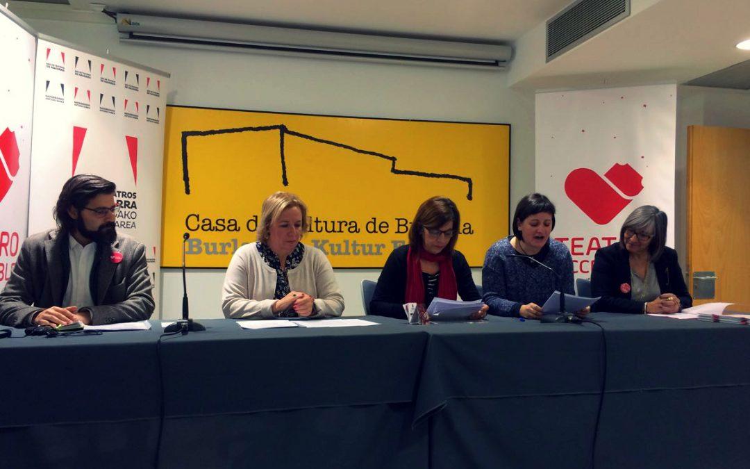 La Red de Teatros de Navarra adquiere equipamiento para ofrecer ayuda auditiva en sus funciones