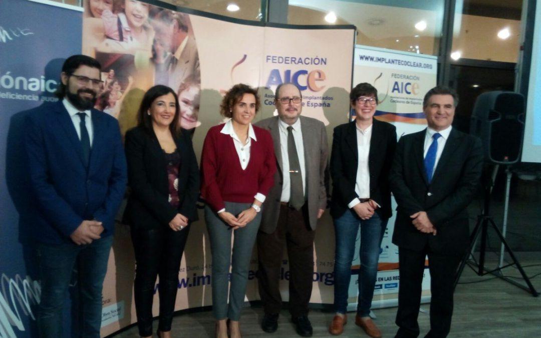 """Federación AICE nos otorga su premio """"accesibilidad y eliminación de barreras de la comunicación"""""""
