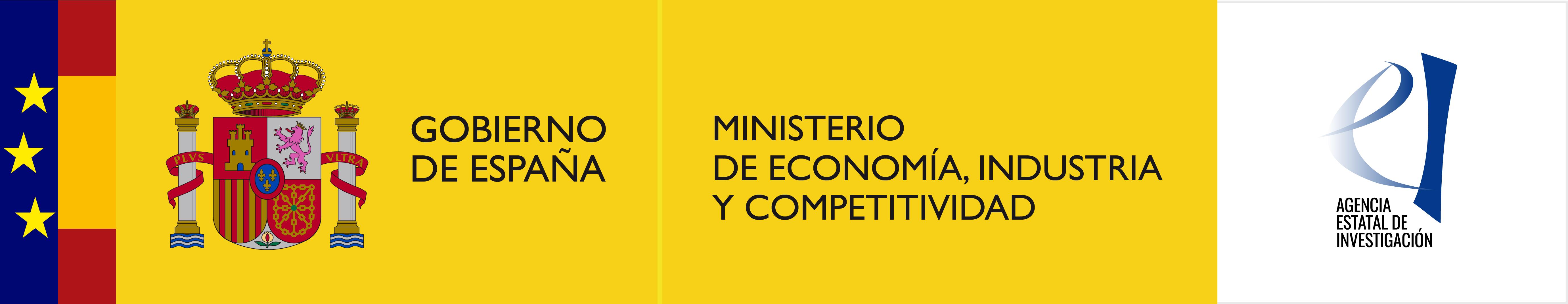 Ministerio de Economía, Industria y Competitividad.