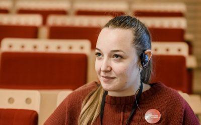 Equipamiento de ayuda auditiva