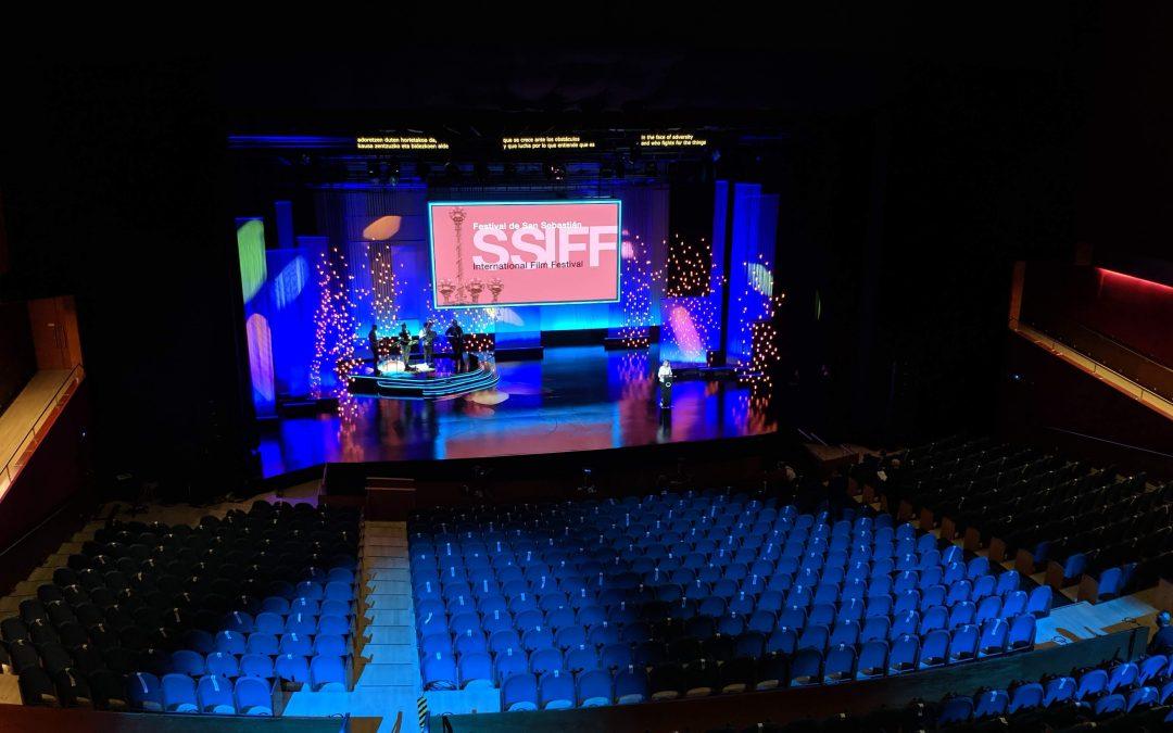 ¿Cómo se subtitula en directo el Festival de San Sebastián?